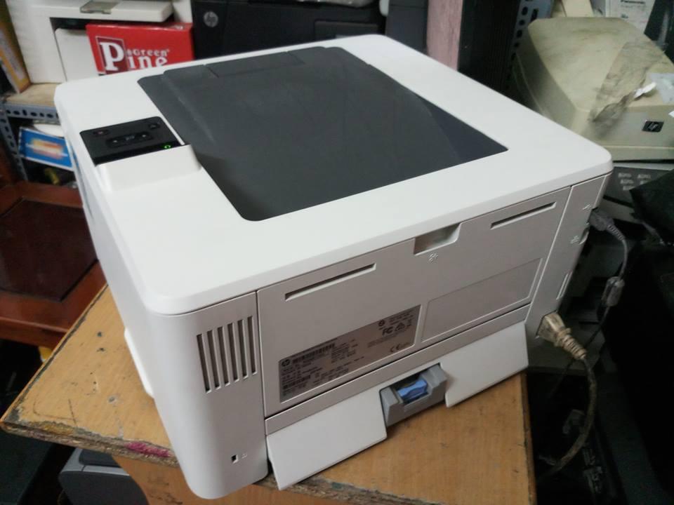 Bán và thanh lý máy in LaserJet Pro M402dn(C5F94A) cũ mới 95% sài gòn. - 2
